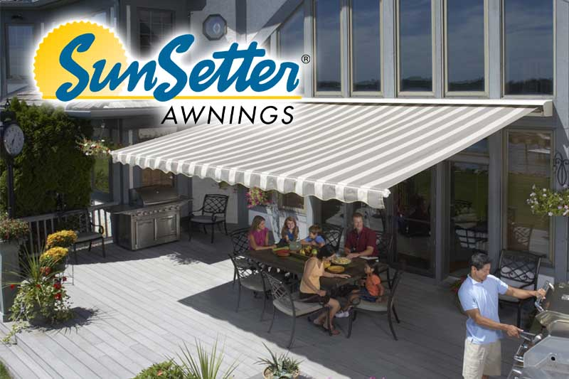 SunSetter Retractable Awnings